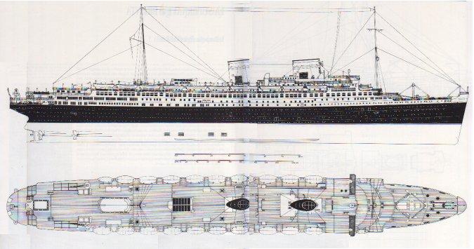 Načrt ladje